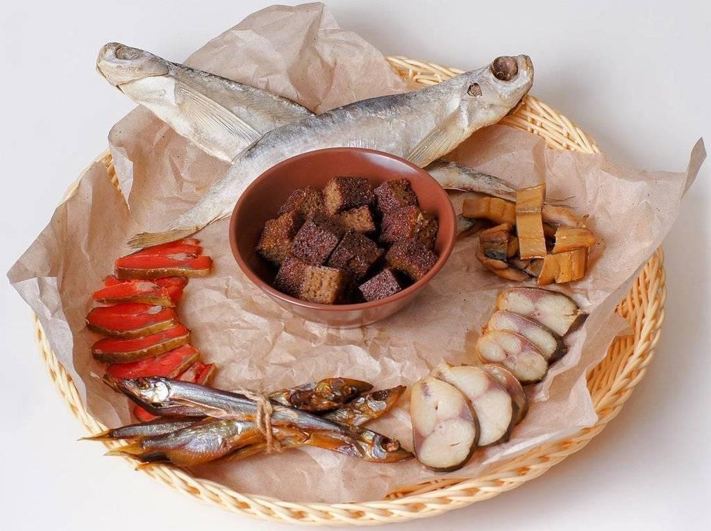 Рыбные снеки к пиву: фото, рецепты приготовления закусок из рыбы в домашних условиях