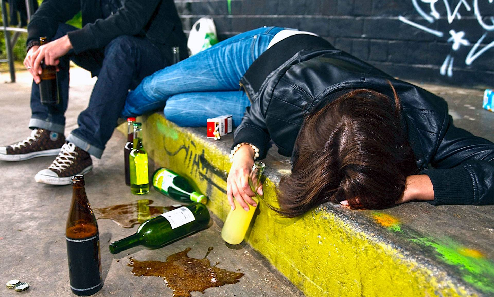 Женский алкоголизм в цифрах. наркология