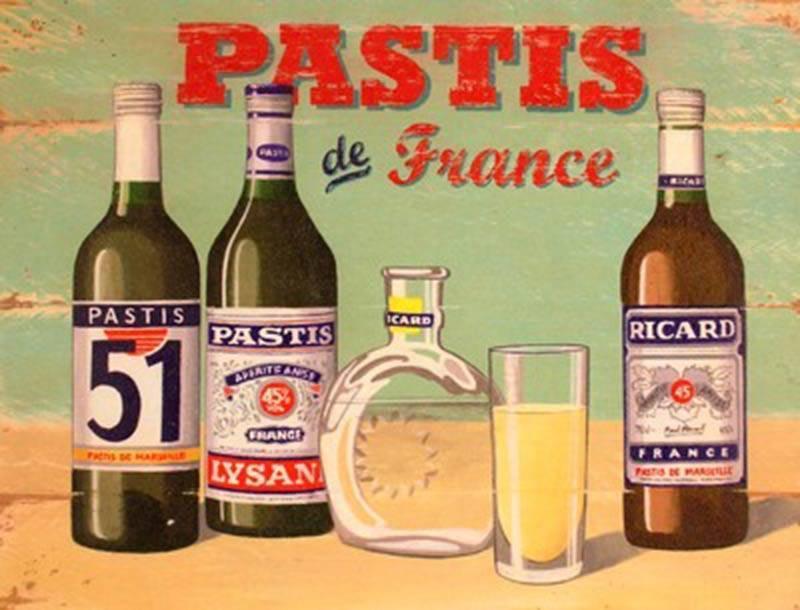 Традиционные французские настойки, ликёры, наливки (рецепты французских бабушек). пастис – анисовый заменитель абсента из прованса французская настойка рецепт