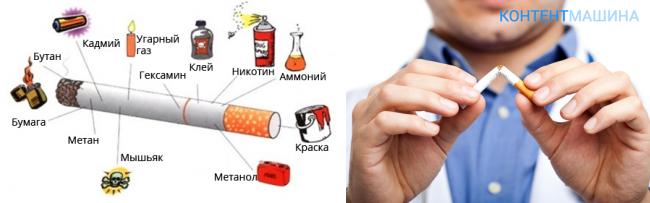 Сыпь от электронной сигареты