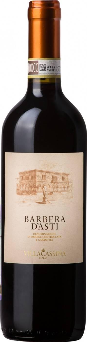 Итальянское вино барбера barbera d asti: описание, отзывы, история