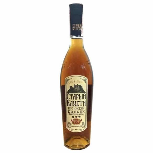 Коньяк «старый кахети» (old kakheti) — особенность и история появления грузинского напитка