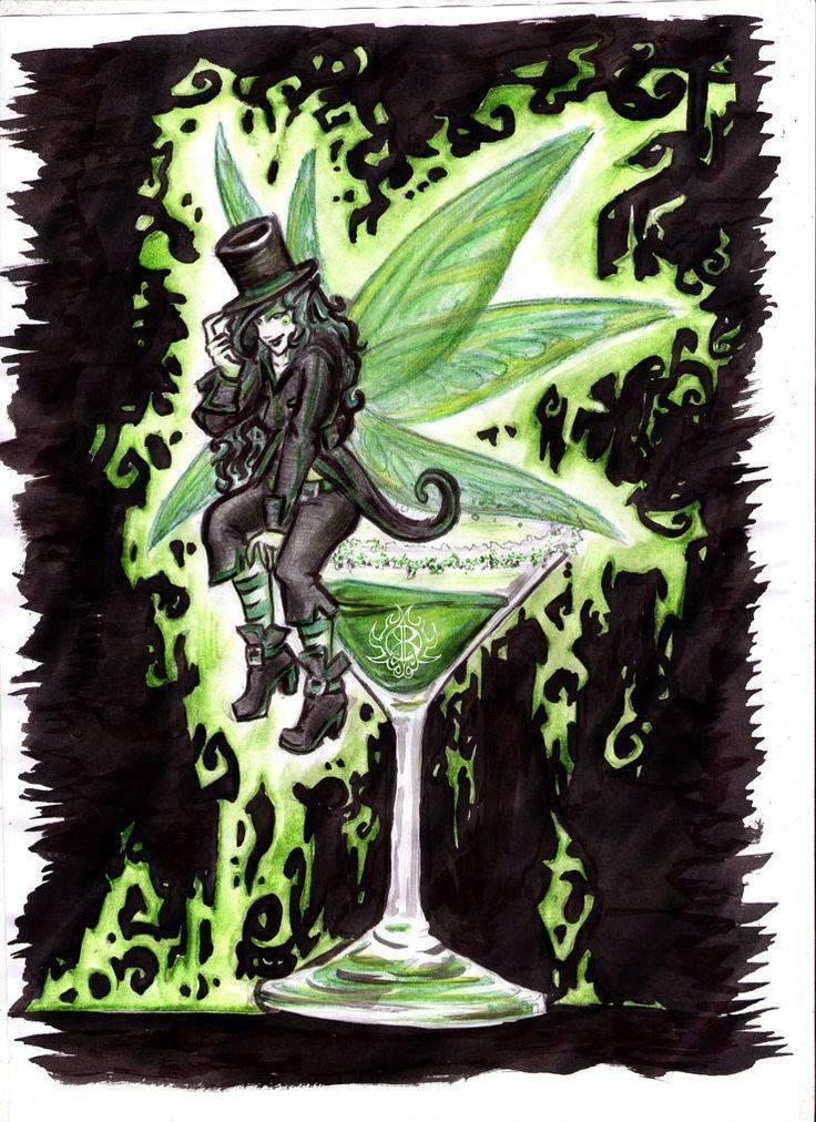 Абсент xenta (ксента) — описание злого напитка, как правильно пить