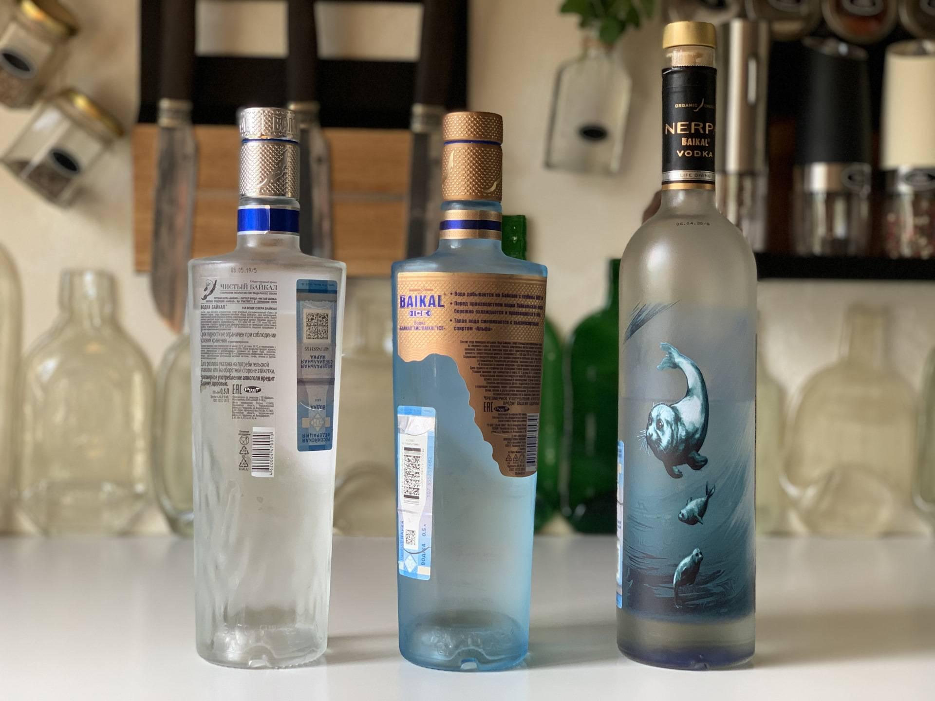 11 самых дорогих бутылок водки белуга