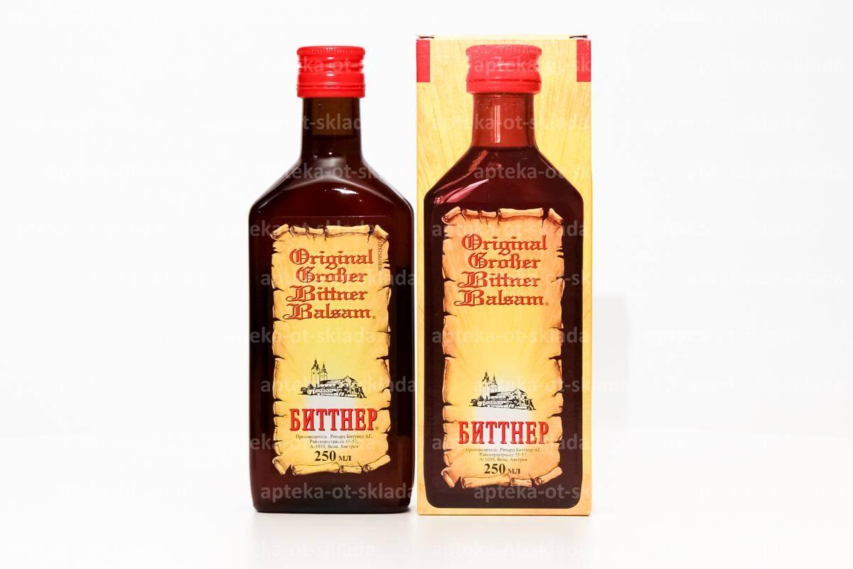 Бальзам биттнера - лекарственный препарат. описание, показания бальзам биттнера, способ применения, дозировка.