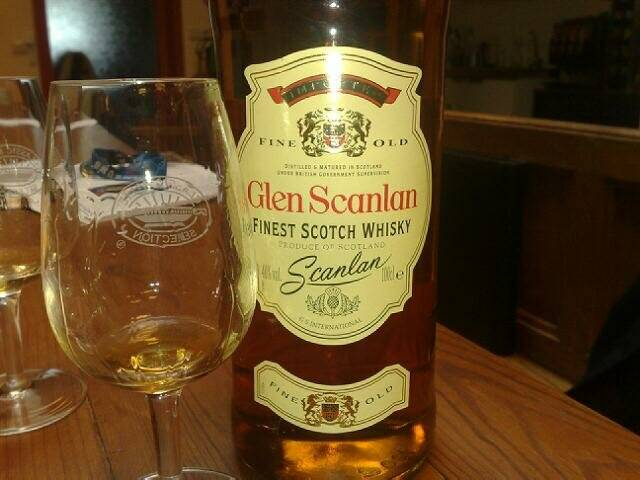 Обзор виски glen scanlan (глен сканлан)