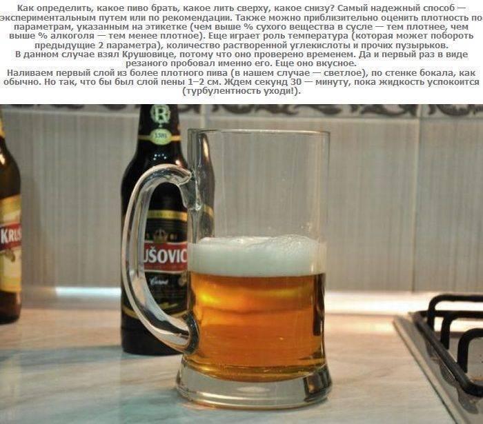 Что такое резаное пиво и как его приготовить самостоятельно? :: syl.ru