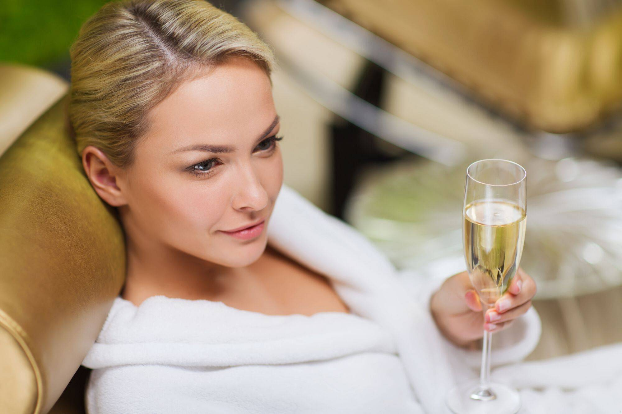 Шампанское – состав, польза и вред