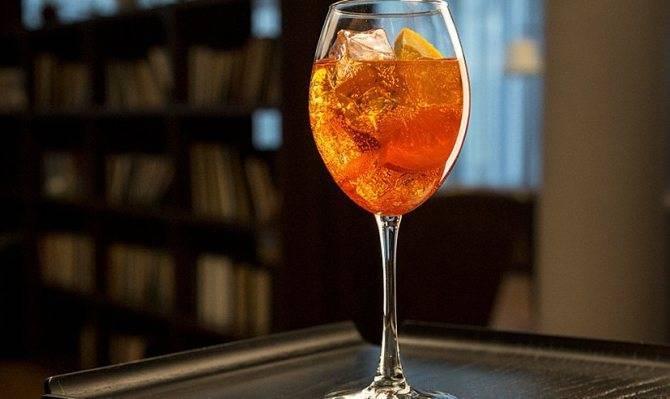 Ликер апероль: рецепт коктейля шприц, состав, как пить, цена