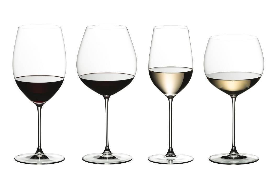 Как выбрать бокалы для вина — советы сомелье