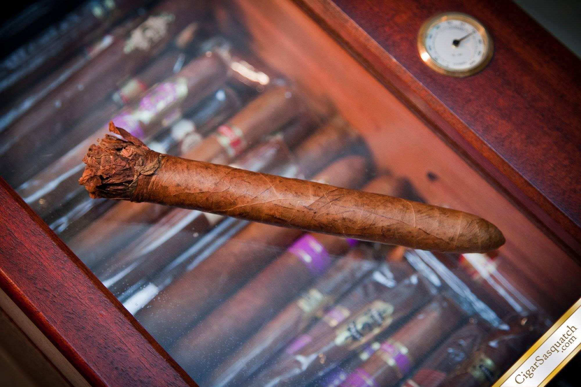 Как правильно начинать курить сигару