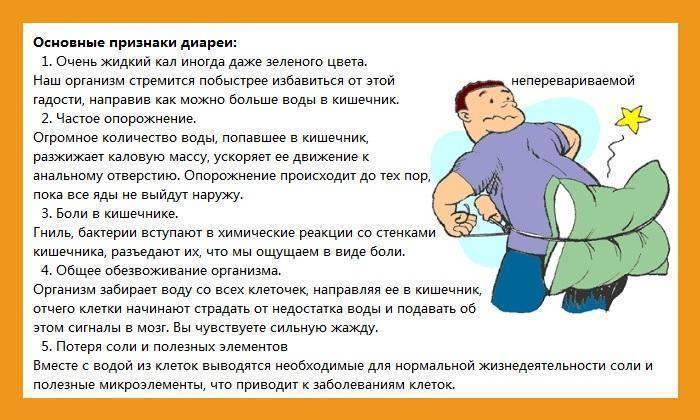 Причины появления диареи после употребления пива и методы ее лечения