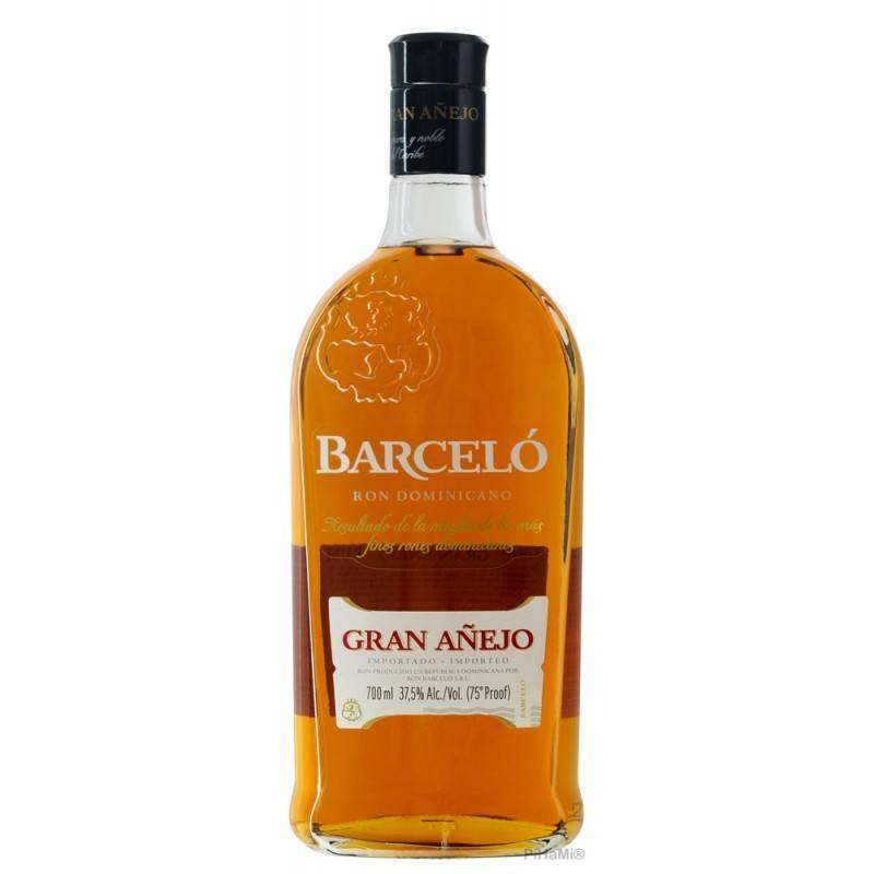 Ром барсело (barcelo): классика доминиканского рома