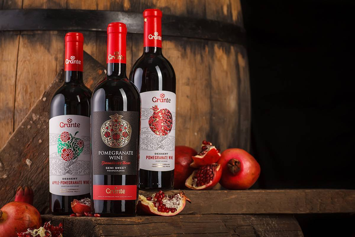 Азербайджанские вина — названия, история, характеристика