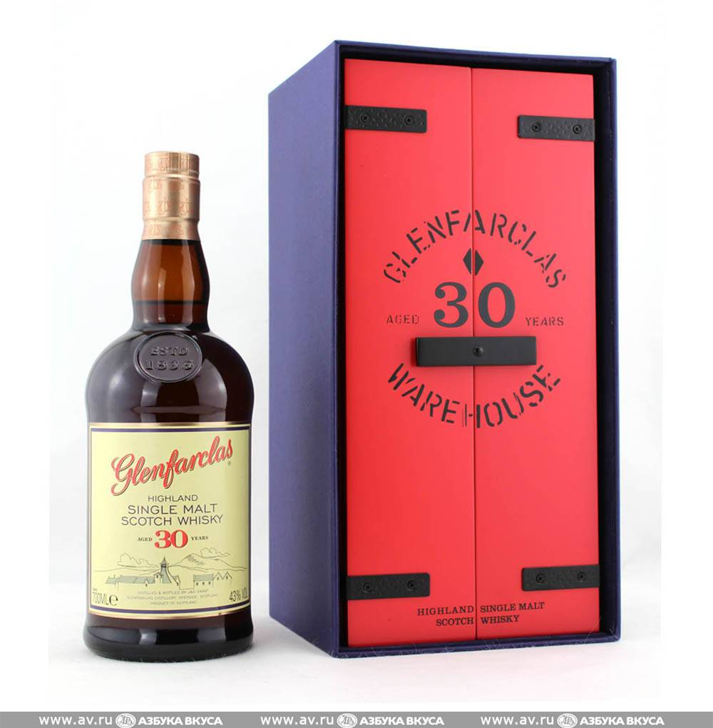 Виски гленфарклас – односолодовый виски из шотландии + видео | наливали