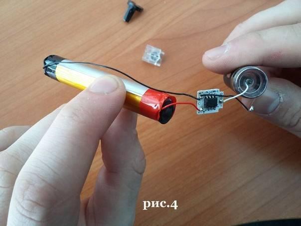 Ремонт электронных сигарет и обслуживание, где починить