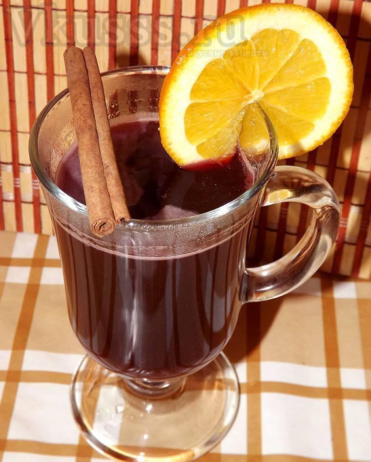 Целебные свойства глинтвейна: рецепт для лечения простуды