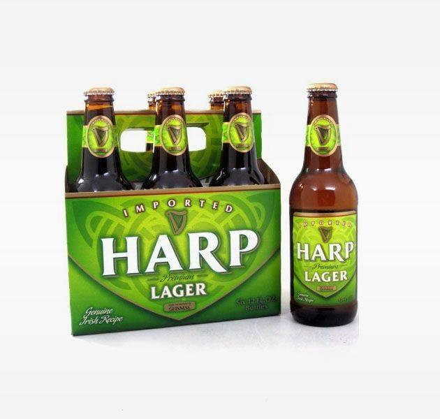 Пиво харп - от традиций к современности + видео | наливали