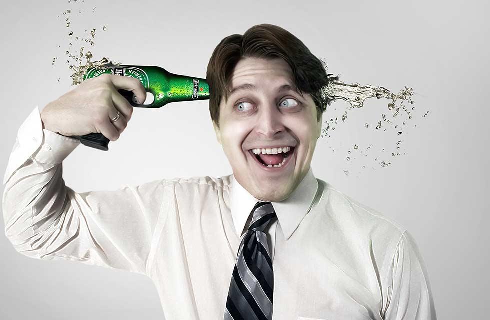 Латентный алкоголик. как распознать скрытое пьянство? какие опасности таит расстройство