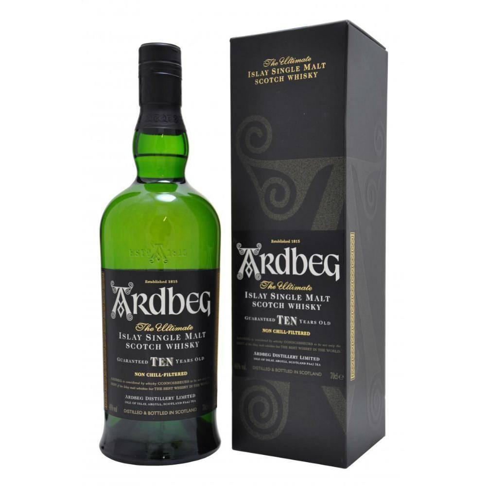 Популярный шотландский виски ардбег: краткое описание, состав, отзывы, цена