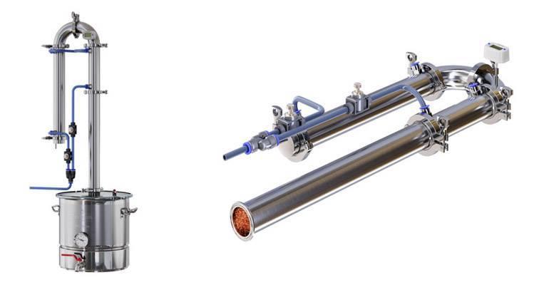 Обзор самогонного аппарата luxstahl 5 (люкссталь 5)