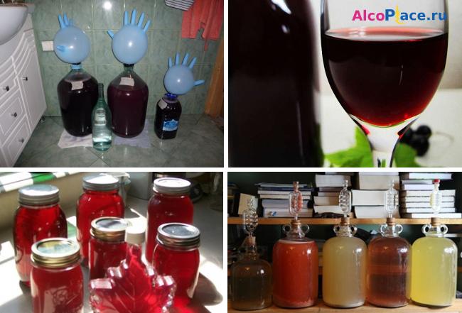 Вино из варенья - лучшие рецепты приготовления алкоголя в домашних условиях