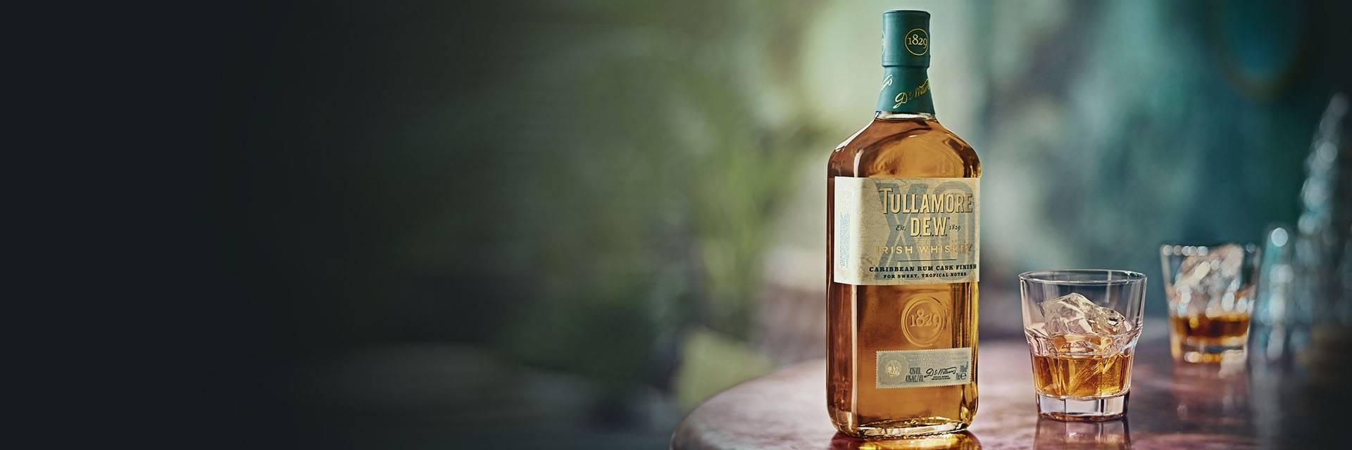 С XIX века по наши дни — история создания Tullamore Dew. Разновидности и стоимость ирландского виски