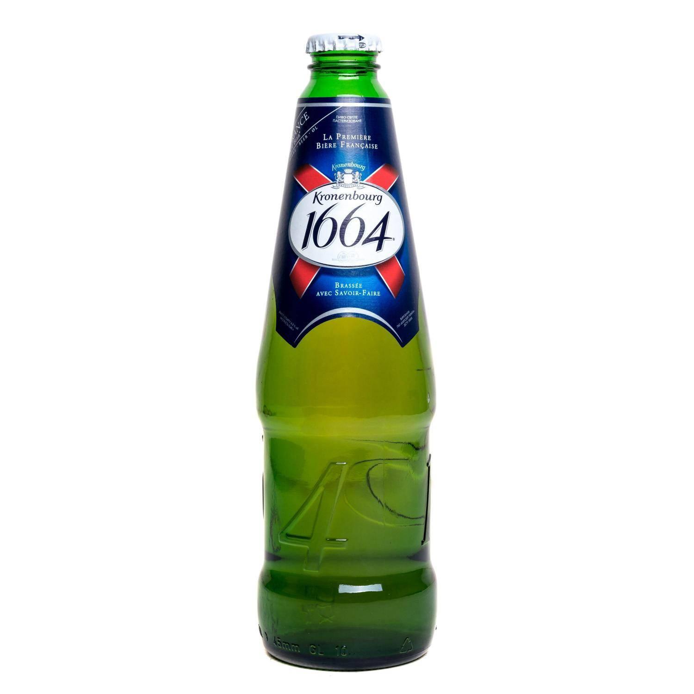Пиво kronenbourg 1664 (кроненберг 1664): история бренда, обзор линейки бренда | inshaker | яндекс дзен