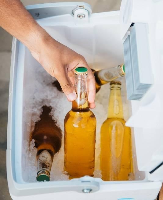 Сколько можно хранить разливное пиво