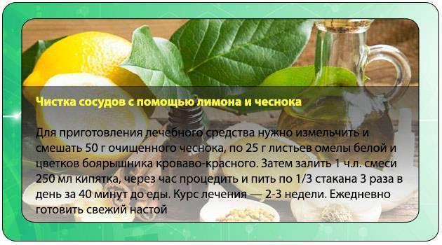 Чистка сосудов чесноком и лимоном: три рецепта, полезные советы