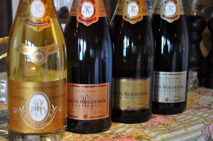 Шампанские вина (шампанское или champagne): история, описание, марки