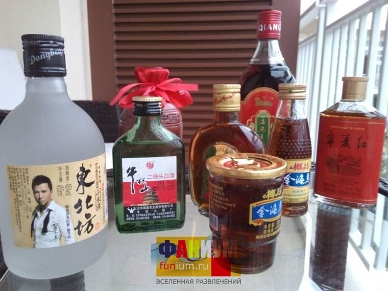 Как открыть китайскую водку в керамической бутылке