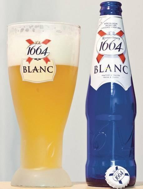 Пиво kronenbourg 1664 (кроненберг 1664): история бренда, обзор линейки бренда
