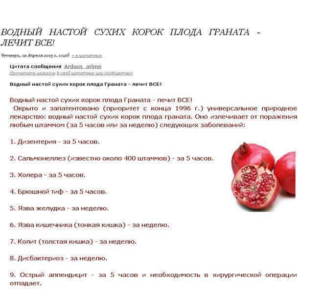 Настойка на гранате - рецепты приготовления с самогоном, водкой, видео