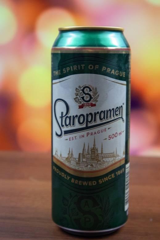 Пиво staropramen (старопрамен) — описание и история возникновения бренда, полный обзор