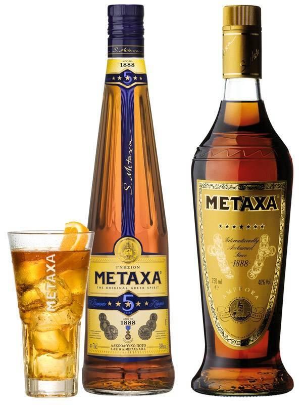Метакса что это: история напитка, сорта и как правильно пить