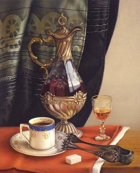 Кофе с коньяком польза и вред - tetanlp.ru