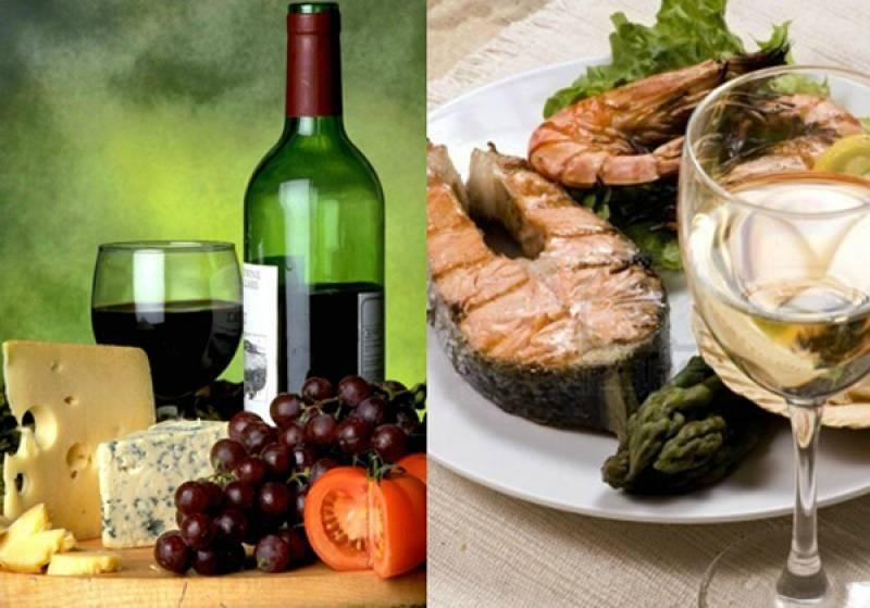 Что налить вино. правила употребления вина