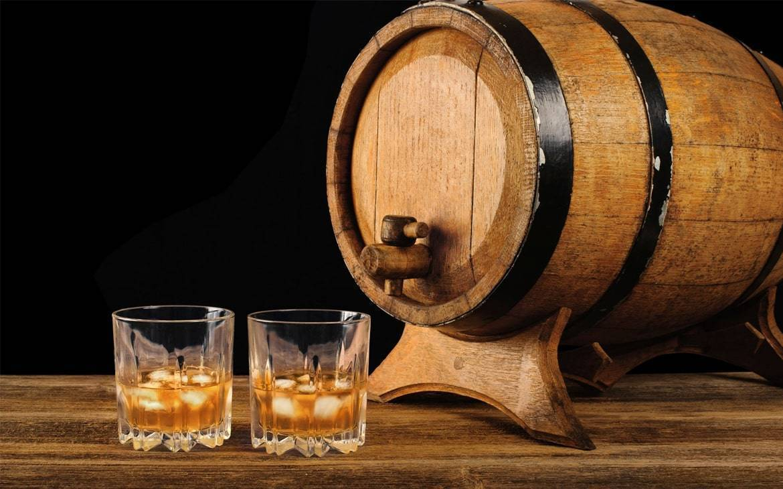 Дубовые бочки для виски: какую выбрать, подготовка, выдержка и хранение