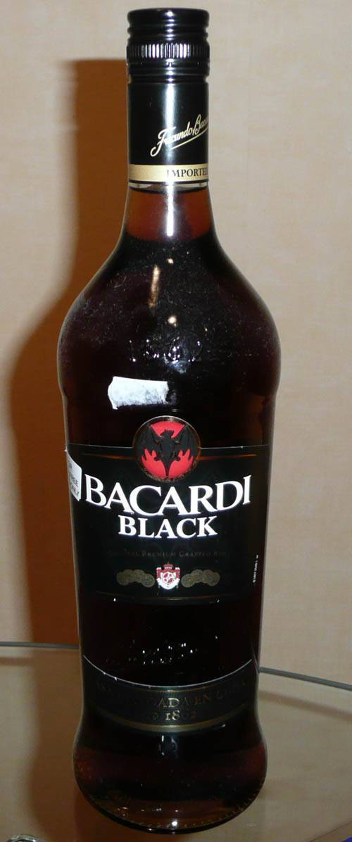Какой бакарди лучше белый или черный. как пить белый и черный ром бакарди правильно?