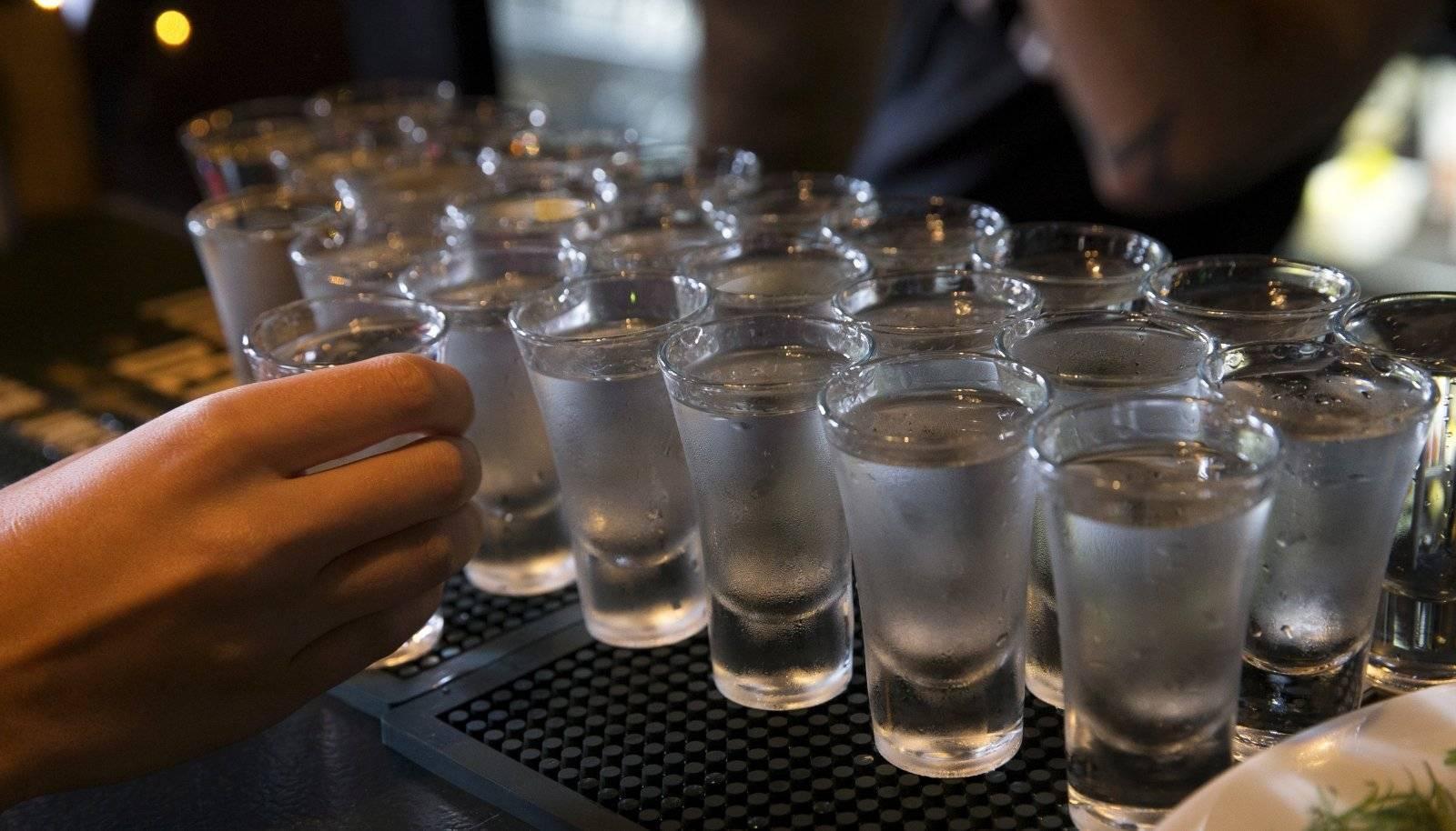 Что выпить перед пьянкой чтобы не опьянеть