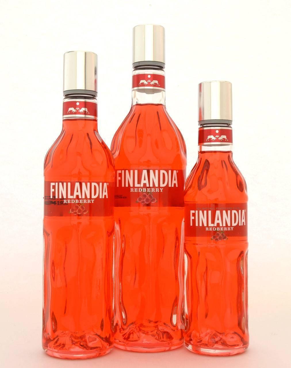 Обзор водки finlandia