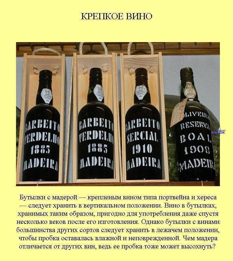 Какой срок годности водки в бутылке?