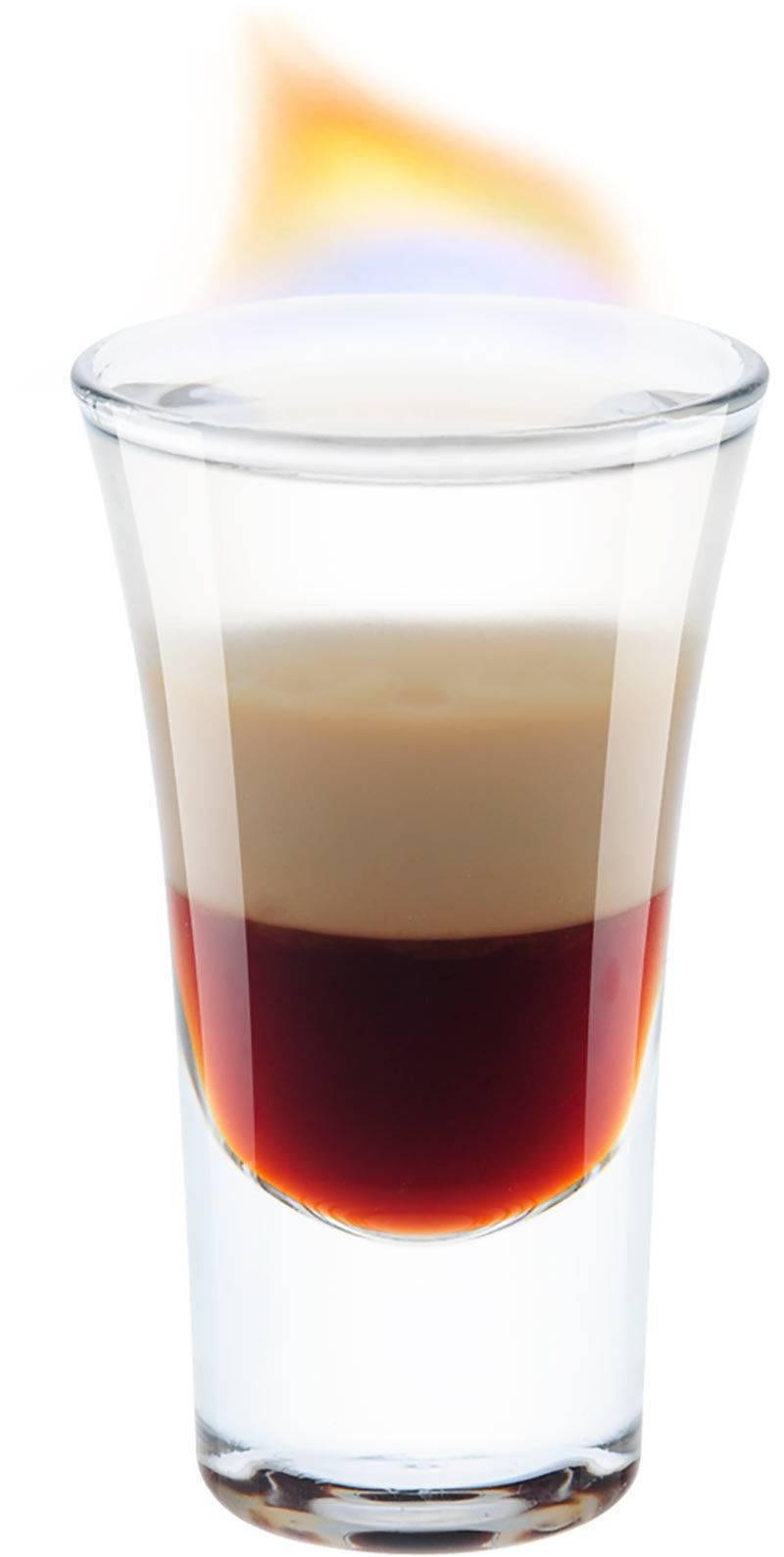 Рецепты приготовления коктейля б 52