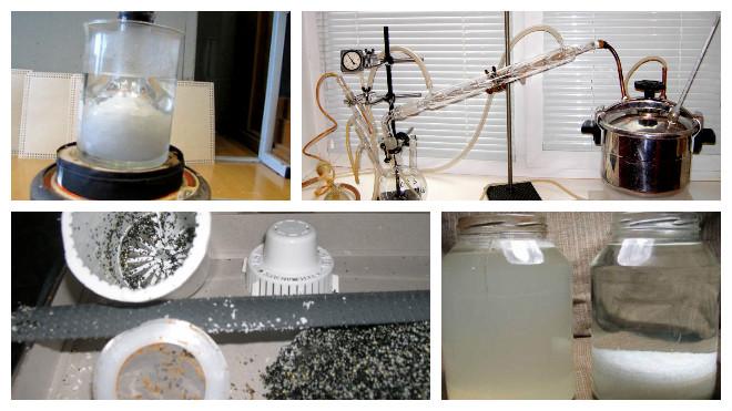 Эффективные способы очистки самогона в домашних условиях
