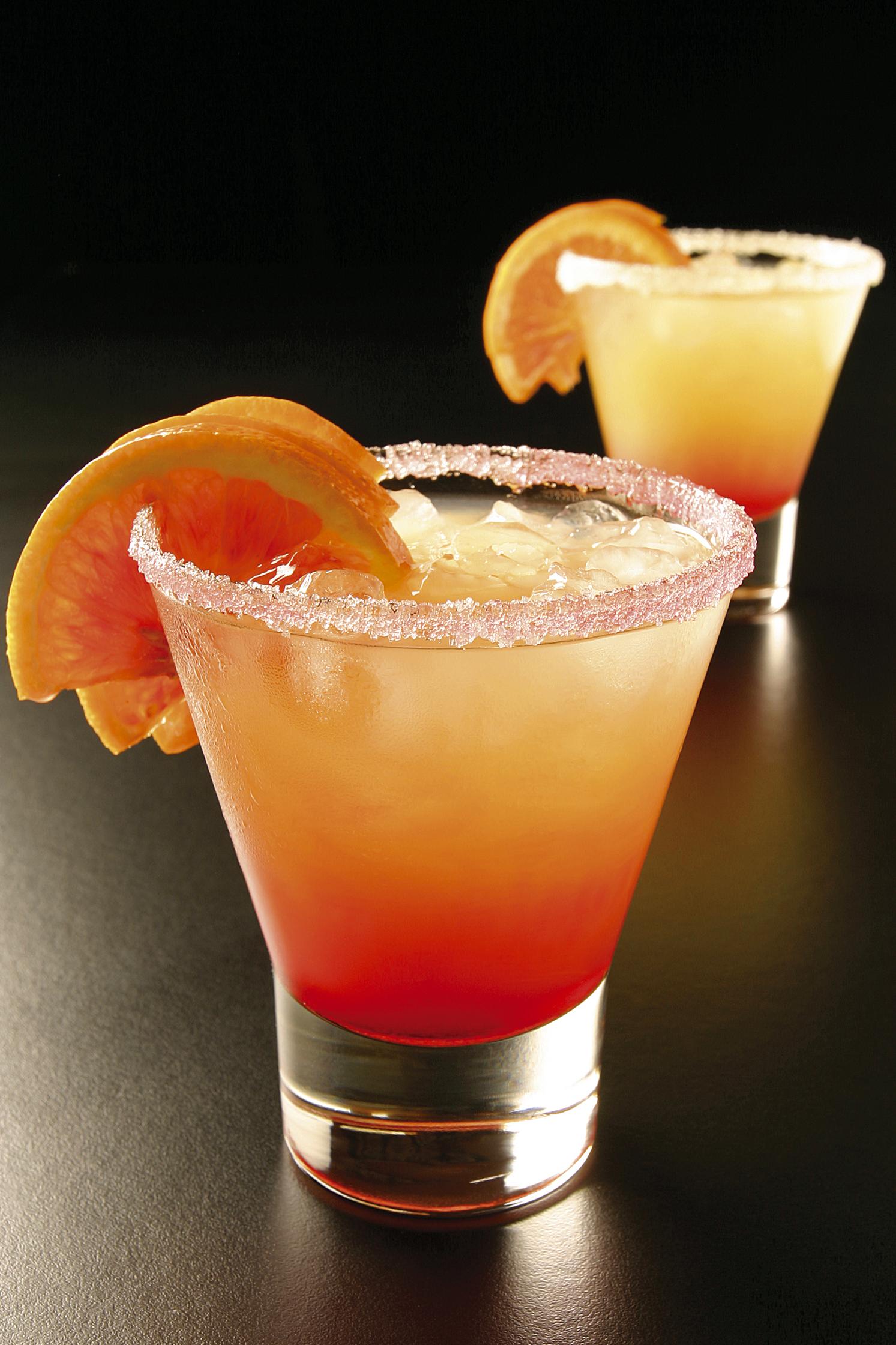 Текила санрайз — коктейль восходящего солнца