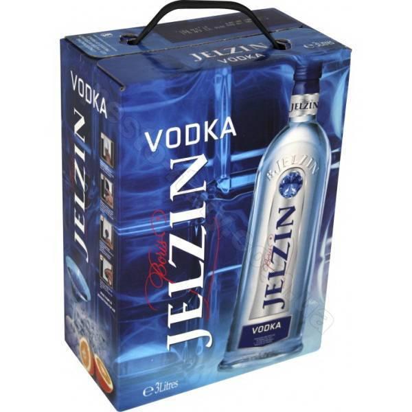 Водка ельцин: описание напитка бориса 3 литра, ликера, история создания, как отличить подделку
