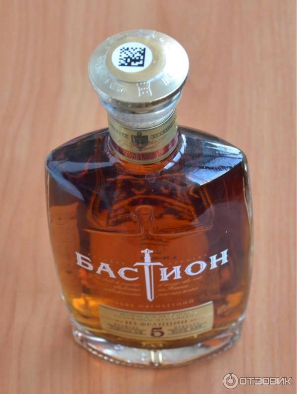 «бастион»: коньяк из франции от российского производителя