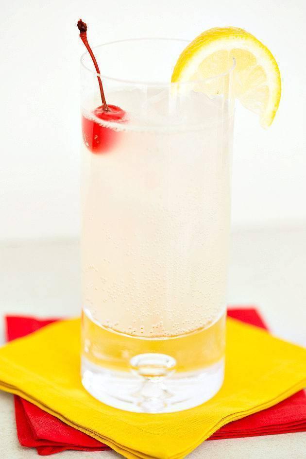Коктейли с джином - основные рецепты приготовления спиртных напитков в домашних условиях с фото