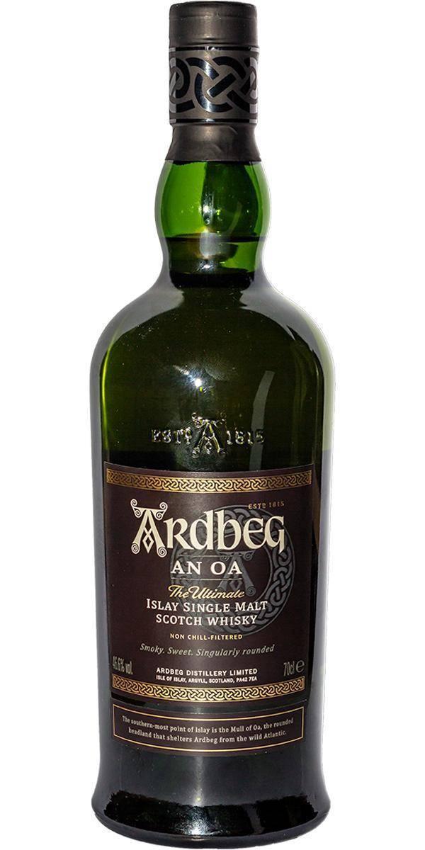 Виски ардбег угадал — история алкоголя